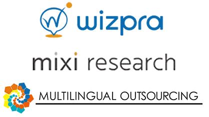 リサーチ会社3社が共同でソリューション提供、クラウドソーシングで品質向上